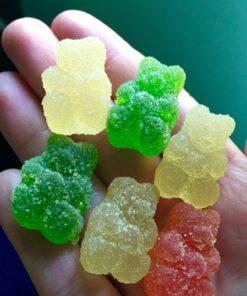 Sour TSour THC Gummies