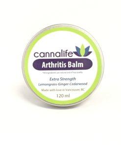 Cannalife – Arthritis Balm