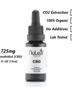 NuLeaf Naturals High Grade Hemp Extract